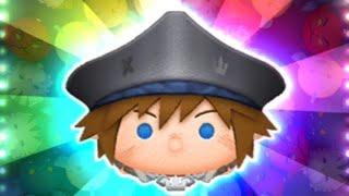 「ツムツム x Tsum Tsum」使用5變4技能達到1000萬分~~パイレーツソラ Sora Pirate Sora 海盜索拉
