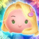 「ツムツム x Tsum Tsum」只使用5變4技能達到1000萬分~~シャイニングラプンツェル  Rapunzel
