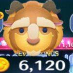 野獣スキル5で下手くそでもコイン5000以上余裕!