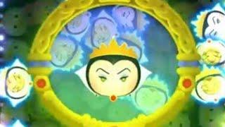 【ツムツム】新ツム女王&鏡のスキルが判明!!簡単にスキルを説明!【ツムツム 新ツム】