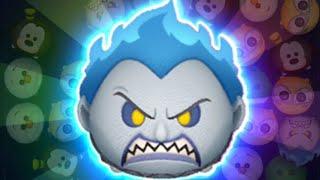 「ツムツム x Tsum Tsum」使用5變4技能達到1100萬分~~ 憤怒凱帝斯 Angry Hades