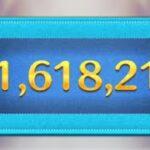 「ツムツム x Tsum Tsum」只使用5變4技能達到2000萬分~~最強Tsum Tsum誕生~~ 女王&鏡 Queen and Mirror