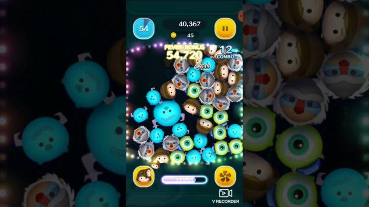 【ツムツム】ジェダイルーク (スキル5) 12424枚 Android