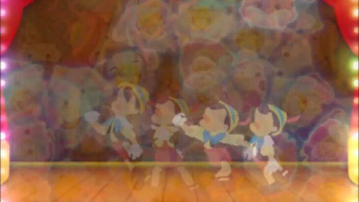 【ツムツム】ピノキオの大行進 #shorts