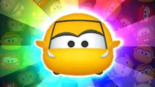「ツムツム x Pixar」使用5變4技能達到1000萬分!! クルーズ・ラミレス Cruz Ramirez 小薑 克魯茲。拉米雷茲