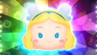「ツムツム x Tsum Tsum」扭蛋登場 只使用5變4技能達到1000萬分!!!! ブルー・フェアリー Blue Fairy 藍仙女