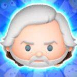 「ツムツム x Tsum Tsum」沒有使用任何技能達到1000萬分~~ マスタールーク Luke Skywalker Master Luke