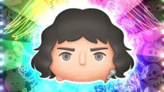「ツムツム x Tsum Tsum」使用5變4技能達到1000萬分~~ フレディ'75 Queen Freddie Mercury
