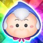 「ツムツム x Tsum Tsum」使用5變4技能達到1000萬分!! 仙女教母 神仙教母 フェアリー・ゴッドマザー Fairy Godmother!!