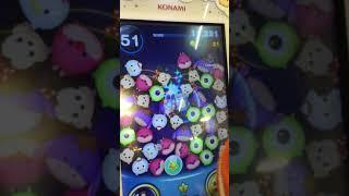 ディズニー ツムツム アーケードをプレイしてみたよ!4【ゲームセンター】 I played Disney Tsum Tsum Arcade game!