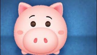 飛べない豚はただの豚#ツムツム#ハム#スキルMAX
