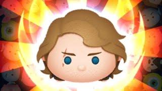「ツムツム x Tsum Tsum 」 同一技能 兩個玩法~ 安納金天行者 Anakin Skywalker