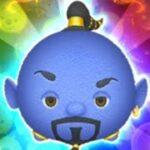 「ツムツム x Tsum Tsum」使用5變4技能達到1000萬分~跳舞精靈 Dancing Genie ダンシングジーニー