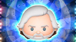 「ツムツム x Tsum Tsum」使用5變4技能達到2000萬分~~ マスタールーク Luke Skywalker Master Luke 路克大師