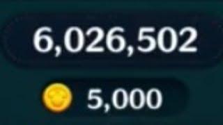ジャイロクラッシュで5000コイン稼ぐ【ツムツム】