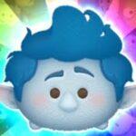「ツムツム x Tsum Tsum 」~只使用5變4技能達到1000萬分~イアン Ian Lightfoot 伊恩