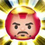 「ツムツム x Tsum Tsum 」Marvel ~只使用5變4技能達到1700萬分 トニー・スターク Tony Stark Iron Man