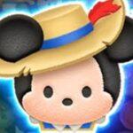「ツムツム x Tsum Tsum」使用5變4技能達到1000萬分~ 米奇劍客 三銃士ミッキー Musketeer Mickey