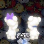【ツムツム】ホイップ SL3 →パフィー SL3 プレイ!