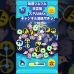 【白雪姫】特別プリンセスセレクト BOX!スキルMAX!Disney Tsum Tsum  【ツムツム】