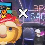 【ツムツム】久しぶりにツムツム 野獣【Beat Saber】#ツムツム #BeatSaber #野獣