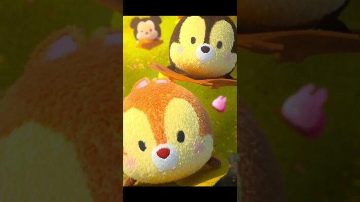 【ツムツム 秋 OP】Tsum Tsum Game Autumn Opening オープニング