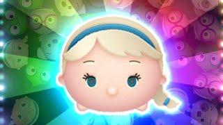 「ツムツム x Tsum Tsum 」只使用5變4技能達到1000萬分!!!小艾莎 キュートエルサ Cute Elsa