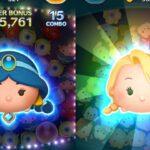 「ツムツム x Tsum Tsum」Select Box 特選 Tsum Tsum~~~  ラプンツェル(チャーム) Rapunzel VS ジャスミン(チャーム) Jasmine (Charm)